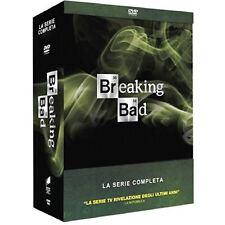 COFANETTO BREAKING BAD - La Serie Completa (21 Dvd) ed. italiana originale