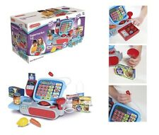 Casdon Supermarket Till Cash Register food Shopping Role Play Childrens shop 664
