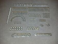 HPI Crawler King 4X4 Stainless Steel Hex Head Screw Kit 150++ pcs NEW Racing