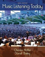 Music Listening Today (with Digital Music Download Printed Access Card for...