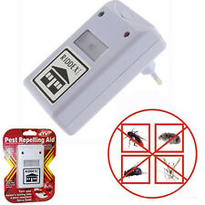 Home Pest Control Pest Repellent Repelling Aid for Rodents Roaches Bugs EU 1PC