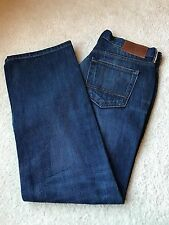 New Men's Tommy Hilfiger Relaxed Jeans Straight Leg 29x30