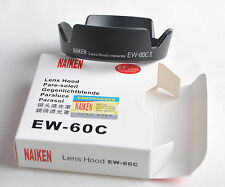 Flower shape Lens Hood EW-60C for Canon EF-S 18-55mm f/3.5-5.6 II