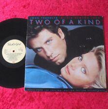 Soundtrack LP Two of a kind (John Travolta Olivia Newton-John) TOP ZUSTAND!