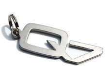 Audi Q7 Schlüsselanhänger Emblem 3.0 TFSI 3.6 4.2 FSI TDI Typ S7 4M Ultra Tuning