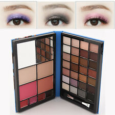 32 Colors Neutral Warm Matte Glitter Eyeshadow powder Palette Makeup set