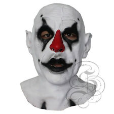 Lattice Halloween Spaventoso malvagio PSYCHO CLOWN HORROR Prop Manichino Vestito Costume Maschera