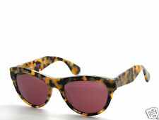 SPECIAL OFFER__MIU MIU 09O 09 YELLOW HAVANA/VIOLET PC8-0A0  MIUMIU SUNGLASSES