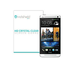 HTC One M7 Screen Protector x 12 (6 Clear + 6 Anti-Glare) VividShield Guard
