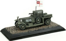 Tanks of the Great War WW1 1/72 Rolls Royce Armoured Car RNAS 8-C-2 WW10301