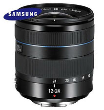 Samsung NX 12-24mm f/4-5.6 ED Wide-Angle Lens NX1 NX30 NX3000 NX500 (White Box)