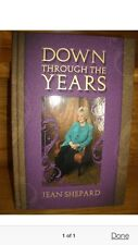 DOWN THROUGH THE YEARS JEAN SHEPARD BOOK BRAND NEW