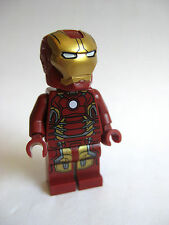 Lego Genuine IRON MAN MK43 Armor Minifigure from 76032 76031 76038