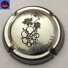 Capsule de Champagne Jéroboam Générique Grappe de Raisin Métal !!!!!!!