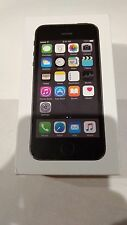 NEW Apple iPhone 5s 16GB (Space Gray) Unlocked GSM ME296LL/A