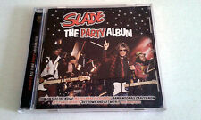 Slade - Party Album CD INC MERRY XMAS EVERYBODY CUM ON FEEL THE NOIZE ETC..