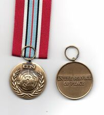 UNITED NATIONS MEDAL FOR GOLAN HEIGHTS