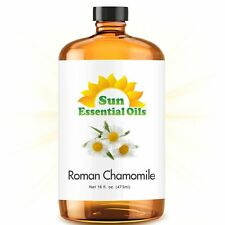 Chamomile (Roman) (MEGA 16 ounce) Best Essential Oil FREE EXPEDITED SHIPPING