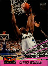 1993-94 Stadium Club Members Only Parallel #BT21 Chris WEBBER