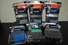 "Men Underwear Jockey Active Stretch Lot of 6 Pack ( 22 pcs) Brand "" New Zise L"""