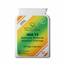 HDA T 4 STRONGEST APPETITE SUPPRESSANT WEIGHT LOSS FAT BURNER