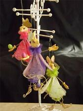 NWT Katherine's Collection Easter Ornaments Set 3