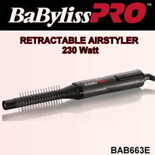 Babyliss BAB663E Warmluftbürste MAGIC STYL AIR einziehbare Borsten 18 mm, 140 W