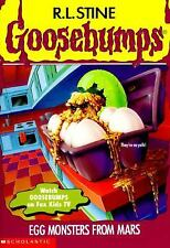 Egg Monsters from Mars (Goosebumps #42), R. L. Stine, Good Book