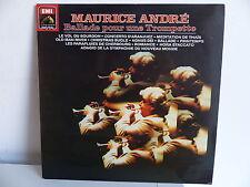 MAURICE ANDRE Ballade pour une trompette Le vol du bourdon 1652031