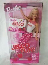 Mattel 2001 JELL-O FUN Barbie Doll New in Box