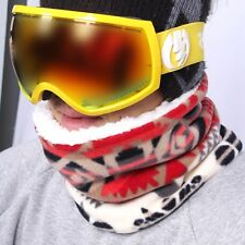 Free Ship newpolar fleece neck warmer mask scarf ski snowboard sports-red