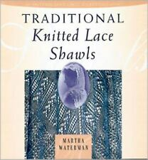 Traditional Knitted Lace Shawls-ExLibrary