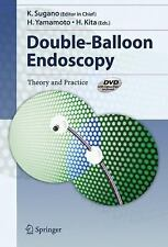 Double-Balloon Endoscopy : Theory and Practice (2006, Mixed Media)