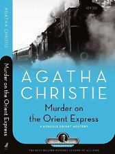 Murder on the Orient Express: A Hercule Poirot Mystery (Agatha Christie Collecti