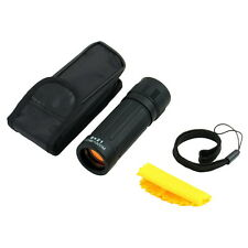 8x21 Mini Pocket Compact Monocular Telescope Camping Hunting Sports Hiking Outdo