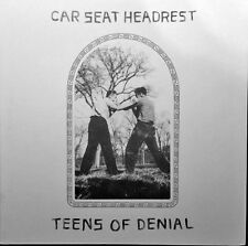 CAR SEAT HEADREST, TEENS OF DENIAL, LIMITED 2 LP GOLD VINYL, EXCL ED (SEALED)