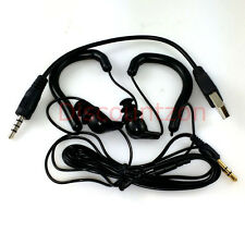 Waterproof earphone/headphone + USB cable for 2GB/4GB Speedo Aquabeat MP3 Player