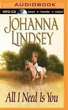 Straton: All I Need Is You 2 by Johanna Lindsey (2015, MP3 CD, Unabridged)