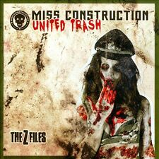 United Trash: The Z Files by Miss Construction (CD, Nov-2013, Fear Section)