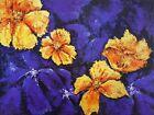 Peter Bednorz Blumen Poster Kunstdruck Bild 90x120cm - Kostenloser Versand