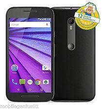 Motorola Moto G 3rd Generation Android Smartphone Black (Unlocked)  XT1541