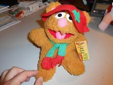 1988 McDonalds Baby Fozzie Plush Muppet Baby with Original Tag!