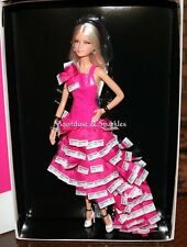 2012 Barbie Collector Gold Label Ltd Edition Pink in Pantone Barbie