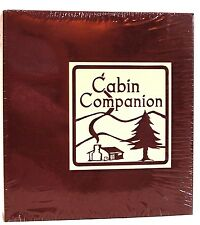 Cabin Companion - guest log,rules of the cabin,checklists and more!