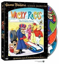 NEW - Wacky Races - The Complete Series