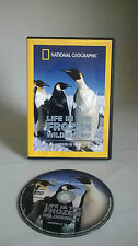 National Geographic - Life in the Frozen Wilderness DVD- Emperor Penguins Of Ice