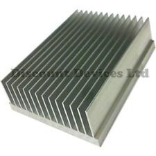150x111x33mm Aluminium Heat Sink Power Amplifier/Supply/Transistor/IC/FET/PA