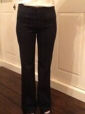 7 FOR ALL MANKIND LADIES JEANS, ITALIAN, W27 L34 Exc Cond