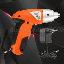 Professional 4.8V Electrique Tournevis Sans fil Foret + 50mm Tête de Vis EU Plug