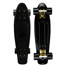 "BRAND NEW Penny Style Board ABEC-7 Skateboard 22"" BLACK/GOLD"